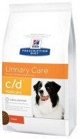 Сухой корм для собак Hill's Prescription Diet Canine c/d Urinary Care