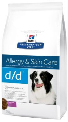 Hill's Prescription Diet Canine d/d Duck and Rice
