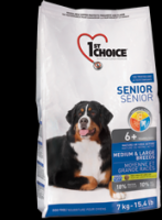 1st Choice Senior Medium Large Breeds