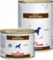 Влажный корм для собак Royal Canin Diet Gastro Intestinal