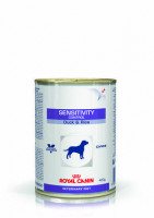 Royal Canin Sensitivy Control с уткой Диета для собак при пищевой аллергии, непереносимости, 420г