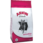 Корм Arion для котов Friends Sensitive