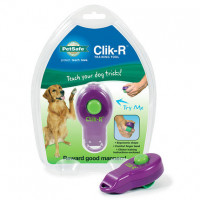 PetSafe Click R Clicker training  кликер для дрессировки собак, 0,012кг