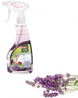 Спрей с запахом лаванды для очистки клеток грызунов Flamingo Clean Spray Lavender