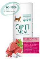 Optimeal Adult High in Veal