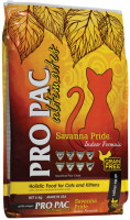 Сухий корм для котів Pro Pac CAT Savanna Pride Indoor Formula 6 кг