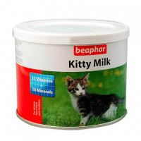 Сухое молоко Beaphar Kitten Milk для котят