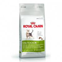Royal Canin Outdoor для активных кошек проживающих на улице, 400 г