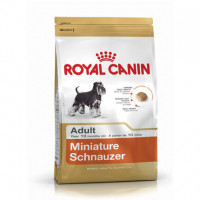 Royal Canin Mini Schnauzer Adult, корм для собак породы миниатюрный шнауцер, 500 гр